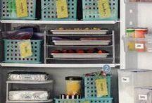 Organization Tips / by Rebekah Poyner