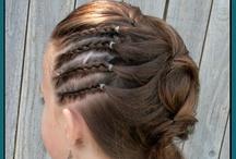 Little Girls Hair Ideas / by Shannon Cassidy