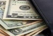 Money / saving money, budgeting money, investing money, whatever Money, money, money. / by Emmalee Lawrence