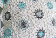 Granny Squares / by Jill Wallace