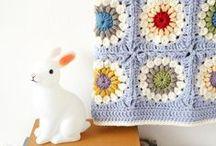 crochet mantas 1 / by Alicia Msv