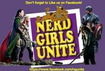NERD GIRLS UNITE / Welcome! From Kate, Sami & Rae!  https://www.facebook.com/ngunite