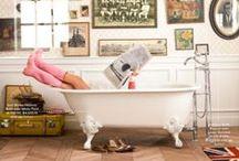 Bathrooms / by Abby Johnson