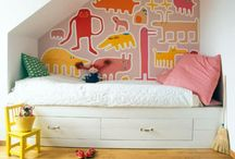 Kid's Rooms / by Abby Johnson