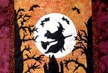 Quilts:Halloween