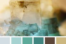 Color inspiration / by Tinsel Factory