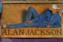 Music - Alan Jackson! / by Janet Kovacic