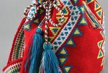 Crochet Wayuu y tapiceria / by Alicia Msv