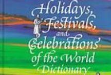Books on Winter Celebrations!