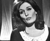 Dalida - orchidée noire - video / 1956 - 1964