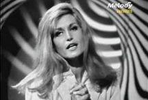 Dalida - blanc madonna - video / 1964 - 1969