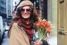 Dali dans Montmartre / Dalida dans sa maison