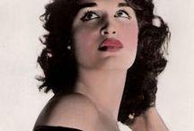 Dalida - 50 ans - les premières étapes de la célébrité