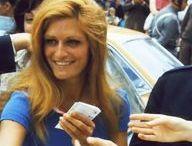 Dalida et ses fans