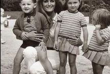 Dalida et les enfants
