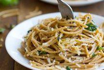 Spaghetti, Fettuccine, Risotto And Gnocchi / by HuffPost Taste