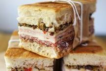 Sandwiches Galore / by HuffPost Taste