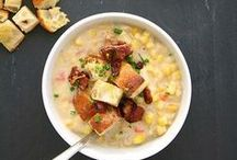 Soup, Stews & Chowders / by HuffPost Taste