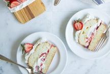Cakes & Cupcakes, Big & Small / by HuffPost Taste