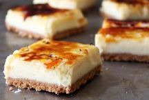 Creamy, Creamy Cheesecakes / by HuffPost Taste