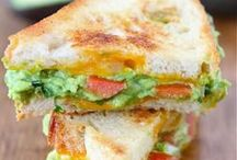 Grilled Cheese Sandwiches / by HuffPost Taste