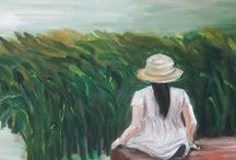 paintings by maria melenchuk
