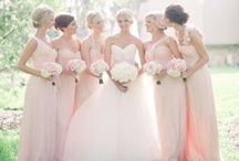 Bridesmaid's Inspiration ♢