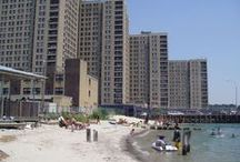 New York City & Queens, NY / Secondary location for Icarus Rising.