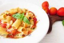 Cucina e ricette, cooking and recipes. / Un viaggio alla scoperta del raffinato e anche casereccio gusto italiano http://www.creativaincucina.it/  VISITATE il nuovo sito di Creativaincucina!!