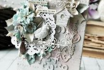 ~ Handmade Cards ~ / by L'Atelier deMarie