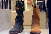 WEAR / FOOT / 気になる靴、格好いい靴、履きたい靴