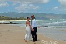 North Shore, Hawaii / The North Shore with its numerous long, sandy, gorgeous beaches that gently slope into the ocean is paradise made in Hawaii! http://www.karenrenardphotography.com