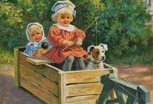 Игры, куклы, игрушки