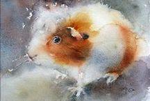 Животные / Красивые картины с животными