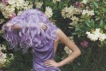 Unicorn Hair / Hair Color Inspiration