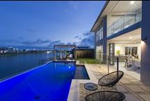 The Manhattan | Ausmar Homes / Our award winning display home, The Manhattan is located at the Pelican Waters Display Village on the Sunshine Coast.