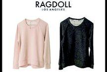 Ragdoll LA / Looks sofisticados y effortless a través de una pieza básica pero con estilo.