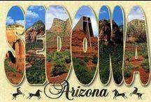 Sedona, Arizona / by Butch Landry