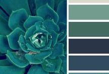 C O L O U R     P A L E T T E / moodboard inspiration, color & trim inspiration, colour combinations