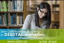 Digital Marketing Training Center / International Institute of Digital Marketing ( IIDM ) provides students with the necessary skills and training to succeed in the dynamic world of digital marketing.  This program helps students develop technical, creative and business capabilities which can lead to a career in digital marketing, sales, marketing, or freelance media production.