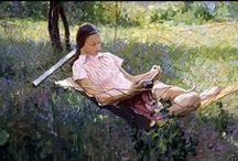 ДАЧНЫЕ МОТИВЫ 4 / Продолжение сборника картин на дачную, деревенскую, загородную тематику....