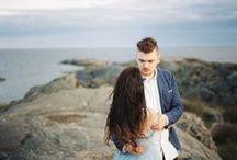 Sweden / Planner: Wedding Blues / Decorator: Decor Department / Photographer: Near to the lighthouse