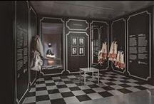 """""""BALENCIAGA, MASTER OF LACE"""" EXHIBITION / #exhibitiondesign #balenciaga #hautecouture #museum"""
