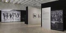 Ricardo Martin Exposicion / Exhibit / exposicion ricardo martin museografia por Hiruki studio Sala kubo kutxa Kursaal Donostia Exhibit Design