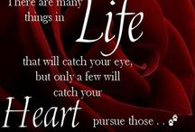 Quotes & Words to Live By / by Catherine Murphy