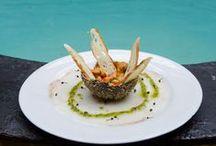 Beach Grill Restaurant & Bar / Tout ce que vous pourrez trouver dans votre assiette au Princesse Bora Lodge and Spa !