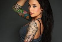Inspiration : Inked! / Tattoo!