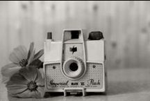 Vintage Cameras / by eclectic cottage