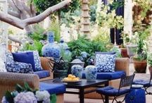 Garden styling and decoration ideas