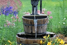 Water Features / by eclectic cottage